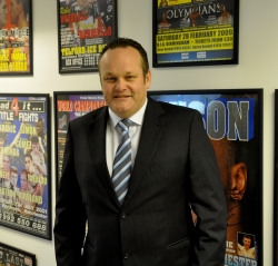 Iain McCallister Managing Director of MAN Commercial Protection Ltd