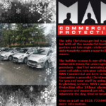 Christmas Key Holding from MAN Commercial Protection