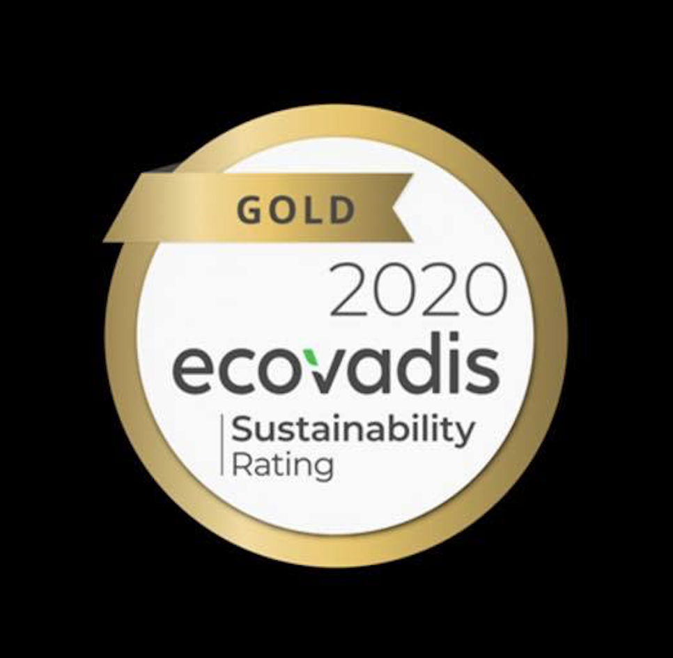 EcoVadis Gold for MAN Commercial Protection