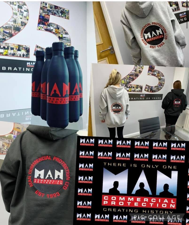 MAN Commercial branded merchandise